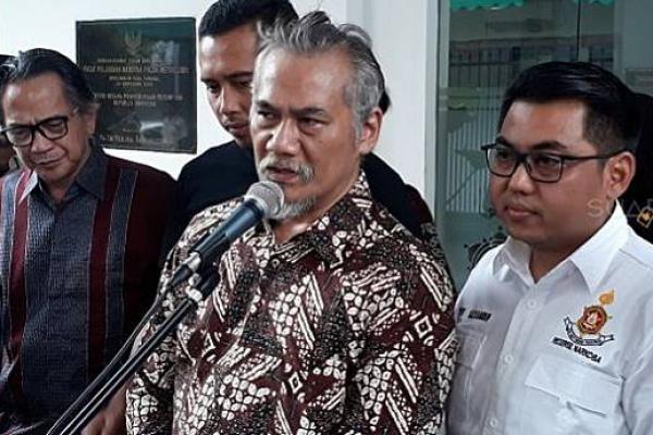 Sebelum Dipindah ke Kejaksaan Negeri Jaksel, Ray Sahetapy Temui Tio Pangkusadewo