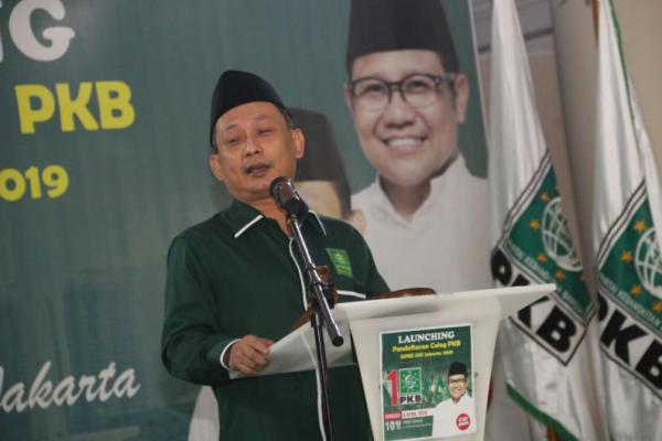 Fraksi PKB Dukung M Taufik Jadi Wagub DKI Jakarta, ini Respon Nasdem