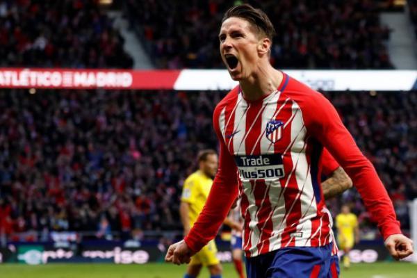 Fernando Torres Umumkan Gantung Sepatu
