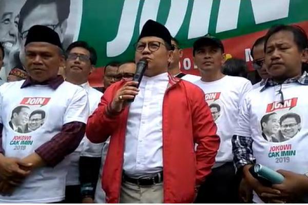 Tanda-Tanda Jokowi Akan Menggandeng Cak Imin
