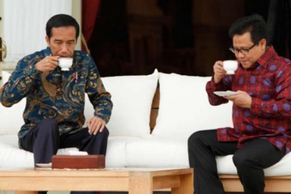 Ultah ke-59, Cak Imin Doakan Jokowi Tetap Semangat Pimpin Indonesia