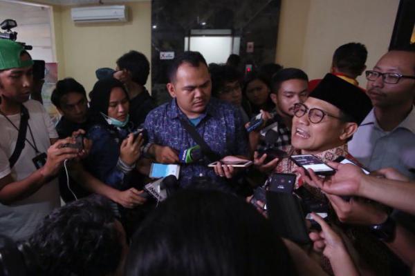 Prabowo Nyapres, Cak Imin: Saya JOIN, Jokowi - Muhaimin