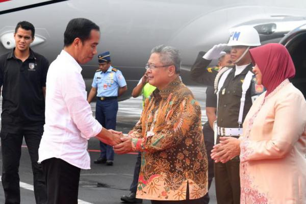Usai Papua, Jokowi Langsung Terbang ke Semarang