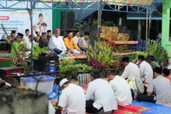 Di Depan Ribuan Warga Kerubung Jaya, Lukman Edy: Saatnya Riau Bangkit