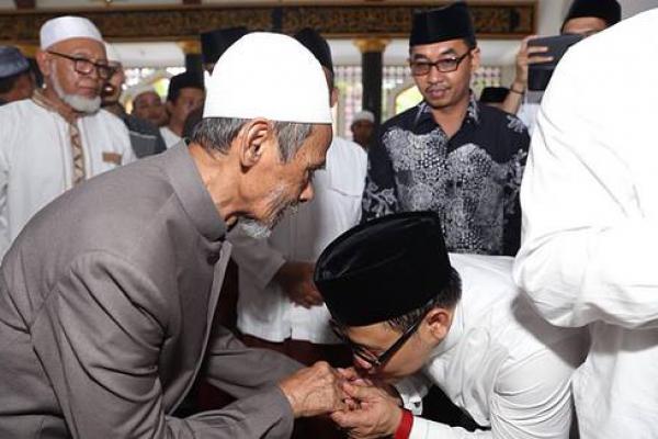 Cak Imin Cawapres Berlatar Islam Paling Setia, Solid dan Membawa Hoki