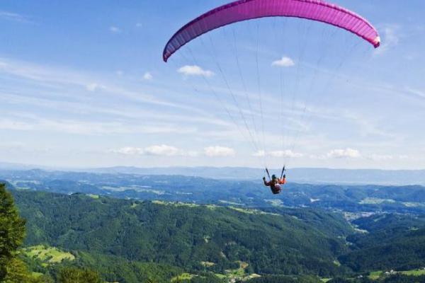 Promosi Wisata, Garut Gelar Kejuaraan Gantole dan Paralayang