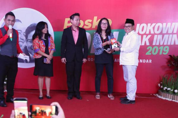 Cak Imin Hadiri Deklarasi Posko JOIN di Jateng