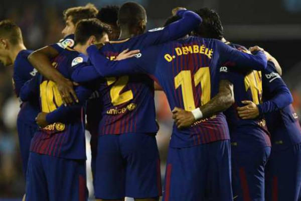 Barcelona Juara Copa Del Rey Usai Hantam Sevilla 5-0