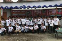 Di Bayat Klaten, Ratusan Pemuda Deklarasikan Posko Cinta