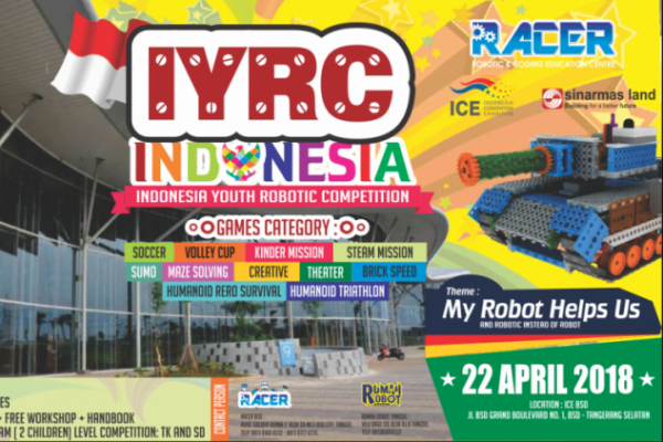 Bangga, Tiga `Kartini Muda` ini Juara Kompetisi Robotik IYRC