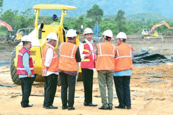Dibangun Tiga Tahap, Tol Padang Pariaman-Pekanbaru Bisa Digunakan Tahun 2023