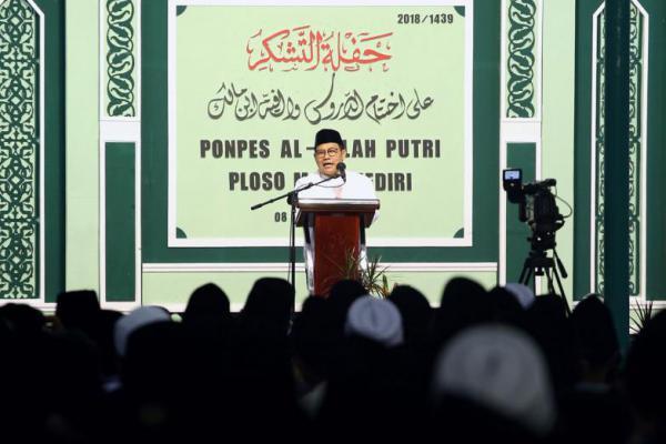 Ketum PKB Bersyukur Perpres Dana Abadi Pesantren Disahkan Jokowi