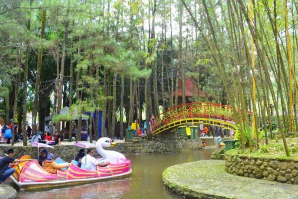 Pemkab Bogor Sosialisasikan Wisata Kawasan Puncak Lewat Program `Puncak Positif`