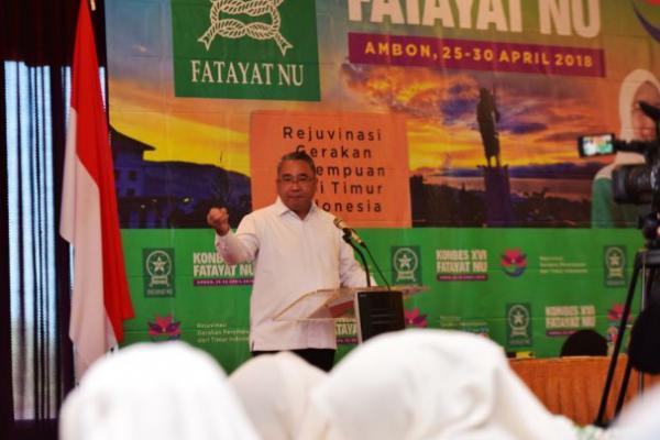 Kemendesa Gelontorkan Dana 5 Miliar ke Fatayat NU untuk Bangun Desa