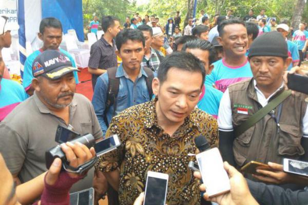 Daniel Johan Siap Kawal Legalisasi Cantrang Lewat RUU Perikanan