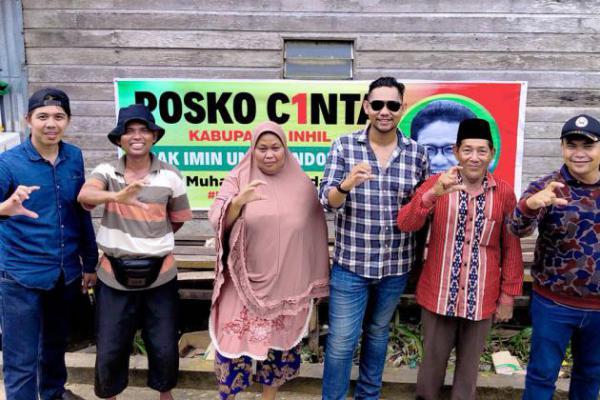 Posko C1nta Menjamur di 258 Desa & Kelurahan se Riau