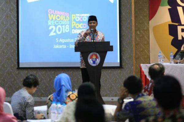 Menpora Optimis Indonesia Raih 10 Besar Asian Games
