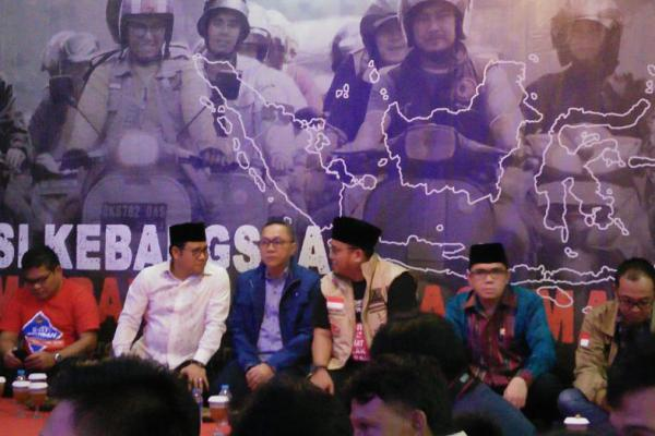 Zulkifli Hasan: Saya Pendukung Cak Imin untuk Jokowi
