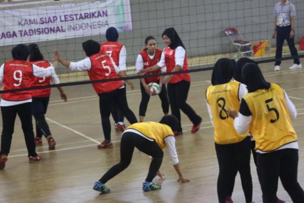 KOTI Apresiasi Pekan Olahraga Perempuan yang Digagas Fatayat NU