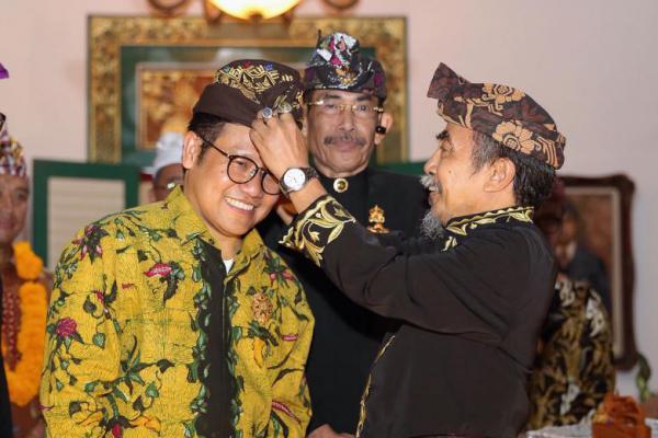 Puri Agung Singaraja Restui Cak Imin Dampingi Joko Widodo