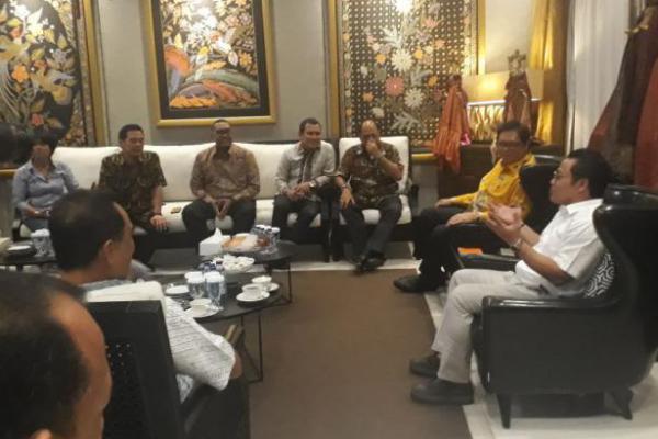 Ketum Golkar Hormati Keputusan PKB Usung Jokowi-Cak Imin
