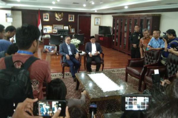 Zulhas: Dibanding Gatot, Bertemu Cak Imin Lebih Ramai Diliput Media