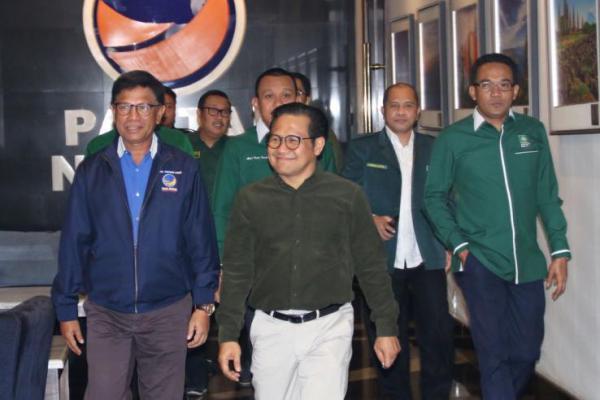 Pilpres 2019, Cak Imin Optimis Dipilih Jokowi