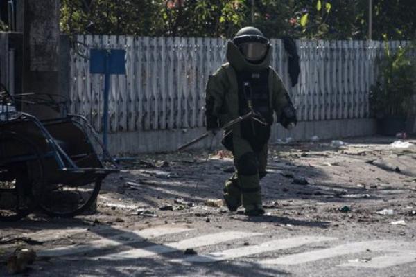 FSA, PNS yang Sebut Teror Bom Rekayasa Dipecat