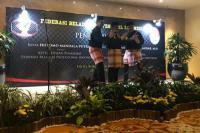 Cak Imin Dikukuhkan sebagai Dewan Pembina Federasi Beladiri Profesional Indonesia