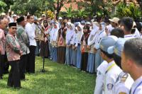 Usai Resmikan Bandara Kertajati, Jokowi Temui Ketua Osis se-Jabar
