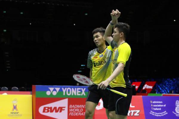 Bungkam Malaysia, Tim Thomas Indonesia Lolos ke Semifinal