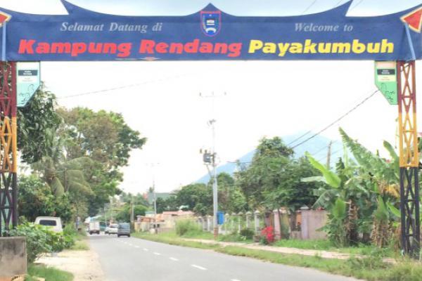 Surganya Pecinta Rendang Ada di Kampung Rendang Payakumbuh