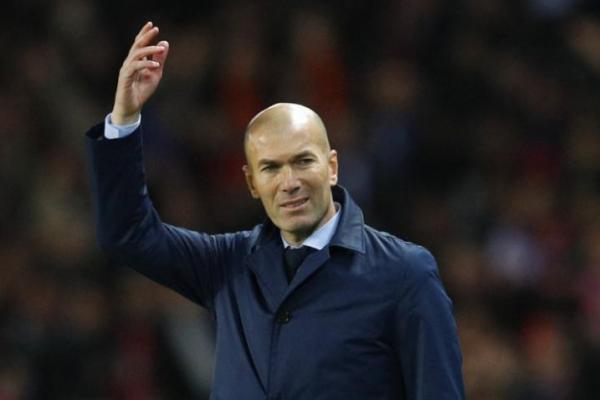 Zidane Waspadai Trio Penyerang Liverpool