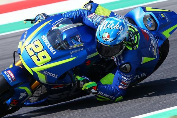 Musim Depan, Andrea Ianonne Tinggalkan Suzuki