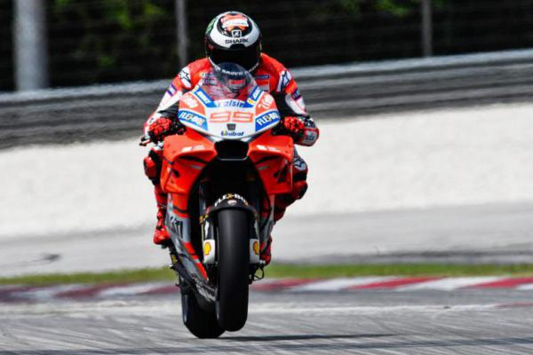 Usai Lepas Dani Pedrosa, Honda Datangkan Jorge Lorenzo