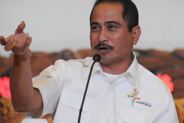 Menpar Siap Bangun `Kawasan Ekonomi Khusus` di Pangandaran dan Sukabumi