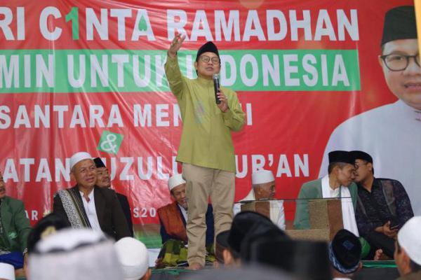 Terungkap, Ini Alasan Cak Imin Dampingi Jokowi di Pilpres 2019