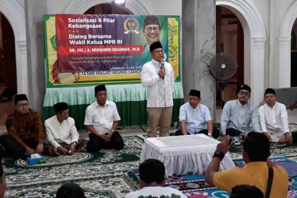 Cak Imin Ungkap Dua Fondasi yang Menjadikan Indonesia Kuat