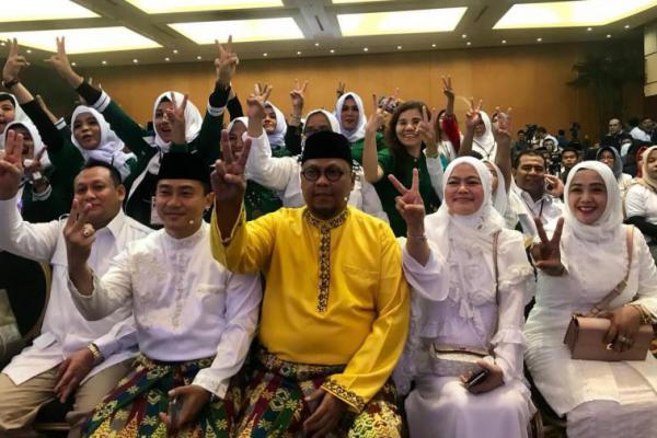 KPU Riau Gelar Debat Terakhir, Lukman Edy Tampil Rileks dan Meyakinkan