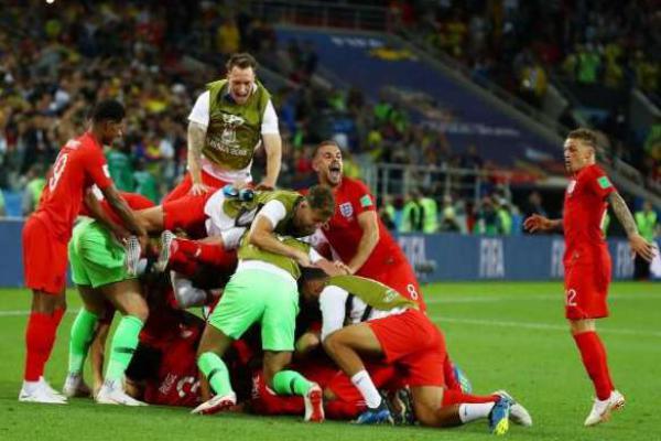Inggris Lolos ke Perempat Final, Kane Mengaku Bangga