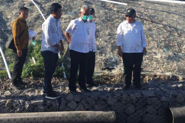 PUPR Bangun TPU Mamitarang di Sulawesi Utara Seluas 30 Ha