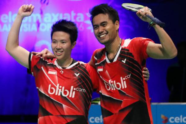 Indonesia Tempatkan Satu Wakil di Final Indonesia Open 2018