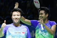 Indonesia Pastikan Satu Tiket Final Singapore Open 2018