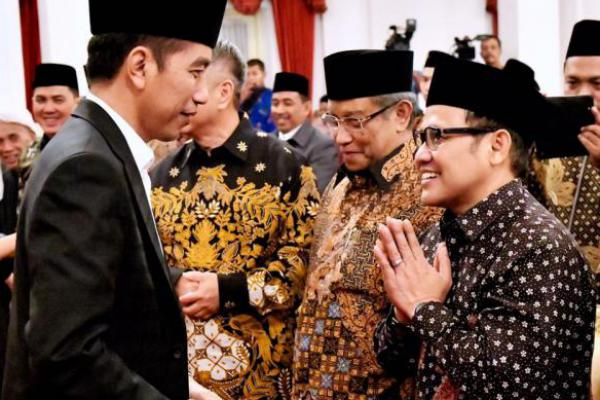 KH Marzuki: Jumhur Kiai NU Dorong Cak Imin Karena Cinta Jokowi