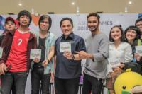Sejumlah Artis Terlibat Kolaborasi Album `Asian Games 2018: Energy Of Asia`