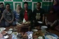 Cak Imin Kandidat Cawapres Jokowi, PKB Banjar Gelar Syukuran