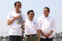 Jokowi: Nama Pak Muhaimin Iskandar Ada di Saku Saya