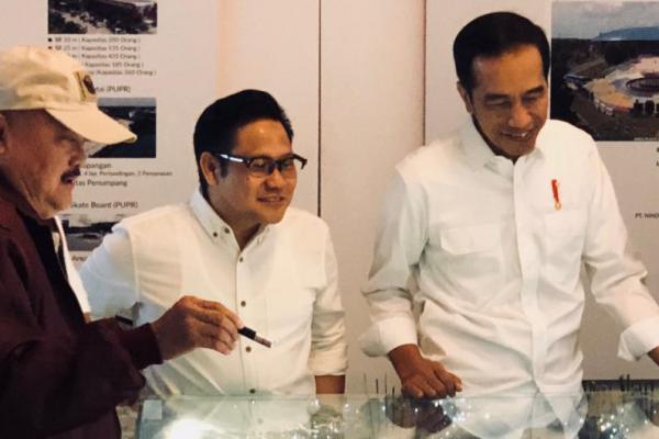 Cak Imin: PKB Dukung Jokowi Sejak 2014 dan Belum Dicabut