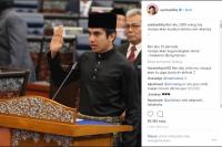 Kala Menpora `Ganteng` Malaysia Kutip Petuah Bung Karno