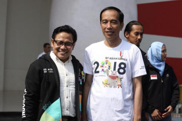 Jokowi-Ma`ruf Amin Menang, Cak Imin Ajak Rakyat Bangun Indonesia